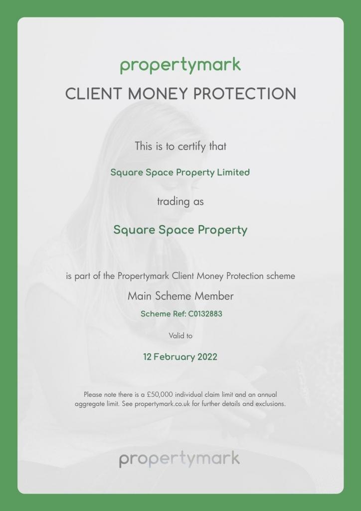 Client money protection 2021