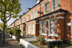 Houses in Clapham