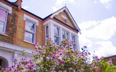 house in south london
